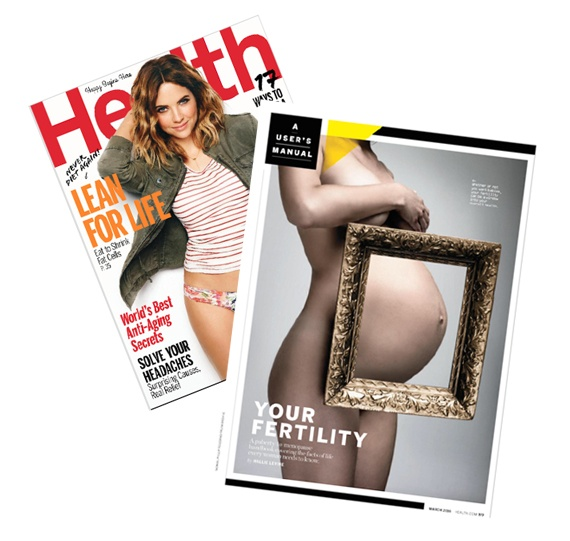 Health Magazine March 2016