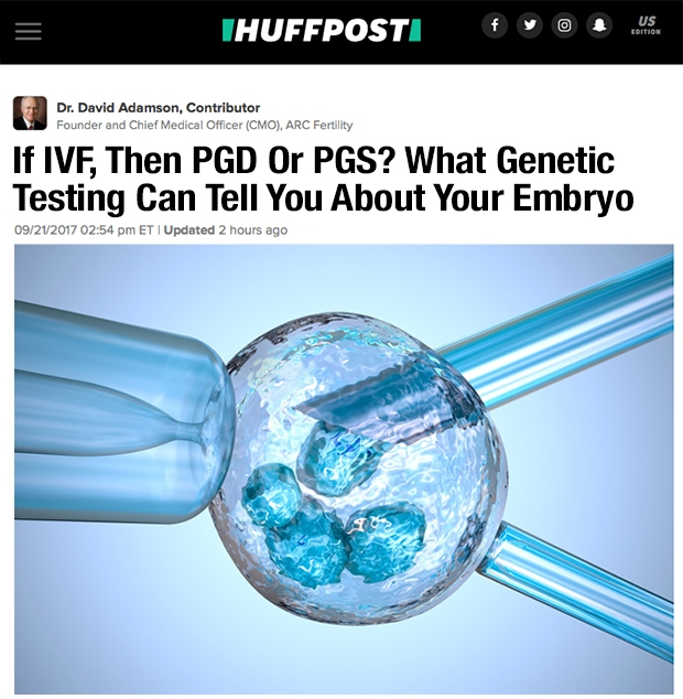 If IVF, Then PGD Or PGS? What Genetic Testing Can Tell You About Your Embryo