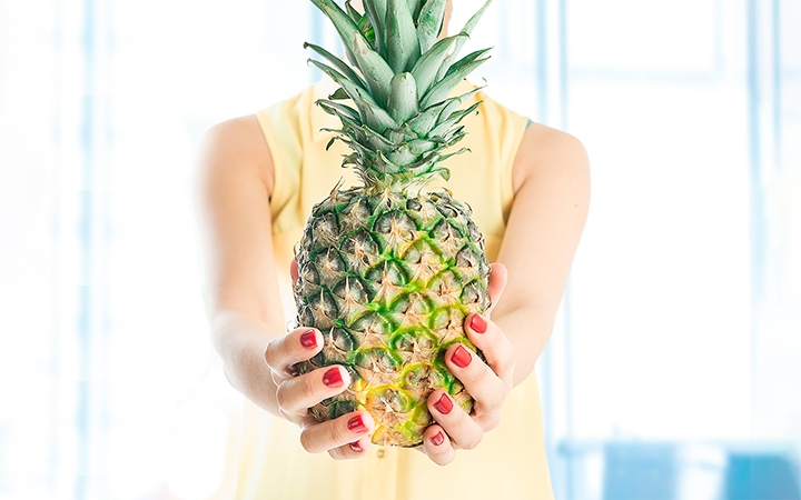 Did You Know the Pineapple is now the Symbol of Infertility?