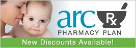 The ARC® Pharmacy Plan provides easy access to your fertility medications.